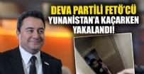 DEVA Partili FETÖ sanığı Zeynel Adıgüzel Yunanistan'a kaçarken yakalandı!
