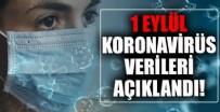 Sağlık Bakanlığı 1 Eylül 2021 koronavirüs vaka, vefat ve aşı tablosunu duyurdu