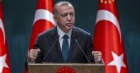 RECEP TAYYİP ERDOĞAN - Erdoğan'dan Yörük Şenliklerine özel mesaj!