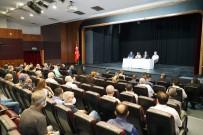 Il Emniyet Müdürü Mehmet Sahne Muhtarlarla Bir Araya Geldi