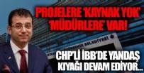 'İstanbul nimet nimet!' İşte İBB iştiraklerinin üst düzey yöneticilere sağladığı mali menfaatler