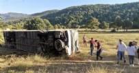 Muğla'da turistleri taşıyan otobüs ile öğrenci servisi çarpıştı: Ölü ve yaralılar var...