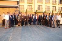 TESKOMP Ordu-Giresun Bölge Birligi Seçimlerinde Yüksel Kaya Güven Tazeledi