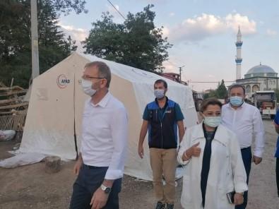 AK Parti Kütahya Il Baskani Ceyhun Açiklamasi 'Devlet, Altintas'ta Da Milletinin Yaninda Olmustur'