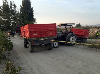 Akhisar'da Traktör Kazasi Açiklamasi 1 Ölü