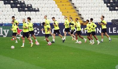 Borussia Dortmund, Besiktas Maçinin Hazirliklarini Tamamladi