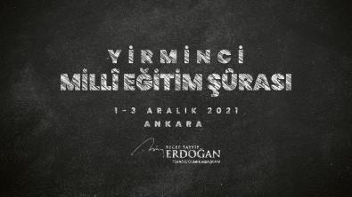 Cumhurbaskani Erdogan Açiklamasi 'Milli Egitim Surasi'ni Bu Yil 1-3 Aralik Tarihleri Arasinda Toplama Karari Aldik'