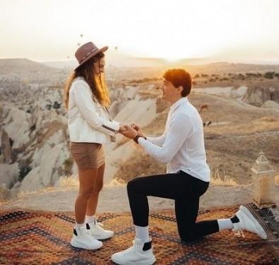 Ebru Şahin ve Cedi Osman evleniyor!