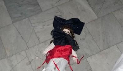 İmamoğlu'nun modacısı sinagogda doğum günü kutladı! Parti mi satanist ayini mi?