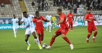 TFF 1. Lig Açiklamasi BB Erzurumspor Açiklamasi 0 - Ümraniyespor Açiklamasi 2 (Maç Sonucu)