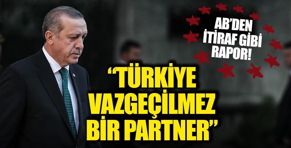 AB'nin Stratejik Öngörü Raporu'nda çarpıcı Türkiye detayı: Vazgeçilmez partner