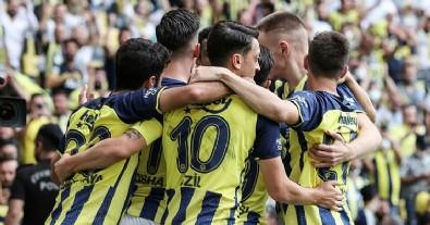 Fenerbahçe berabere kaldı!