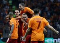 Galatasaray'dan müthiş galibiyet!
