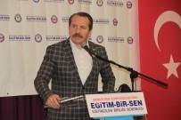 Memur-Sen Genel Baskani Ali Yalçin Mugla'da