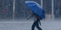 HAVA DURUMU - Meteorolojiden 13 İl İçin Sarı Kodlu Uyarı!
