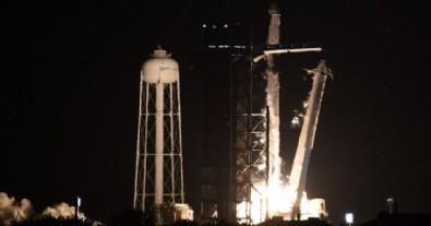 SpacX roketi, başarılı bir şekilde fırlatıldı!