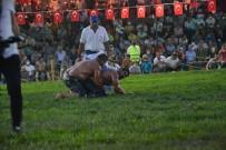 Biga Yagli Güreslerinin Baspehlivani Ismail Balaban Oldu