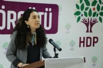 HDPKK Sözcüsü Ebru Günay'dan CHP ve İP'e 'bizsiz olmaz' mesajı