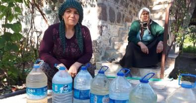Ödülü bırak başkan, çamur akan suya bak! Başkentte çamurlu su skandalı