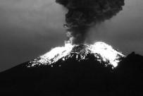 Popocatepetl Yanardagi'nda Son 24 Saatte 6 Patlama Oldu