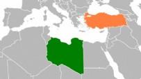 Türkiye Libya arasında bir ilk!