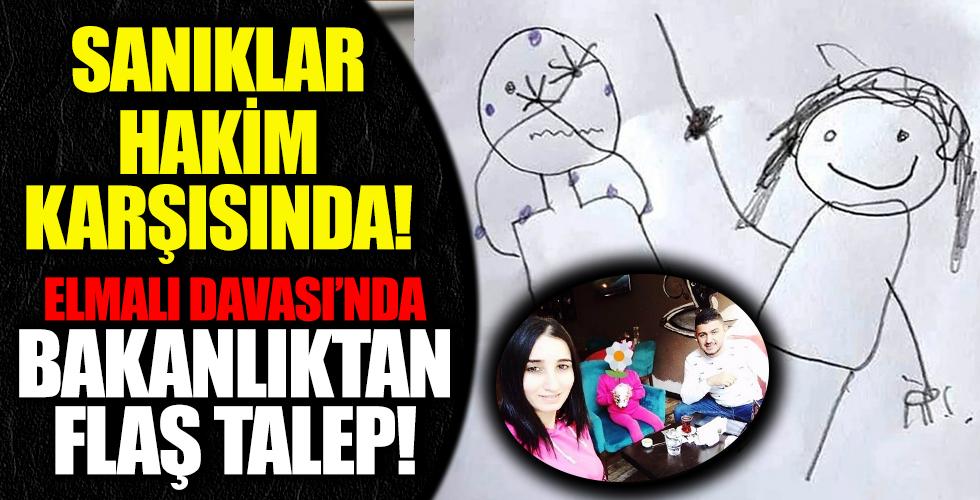 Türkiye'nin konuştuğu Elmalı Davası'nda sanıklar hakim karşısında! Bakanlıktan flaş talep!