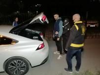 Aksaray'da Polisten Huzur Ve Güven Uygulamasi
