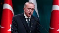 Başkan Erdoğan'dan ihracatçılara finansman müjdesi