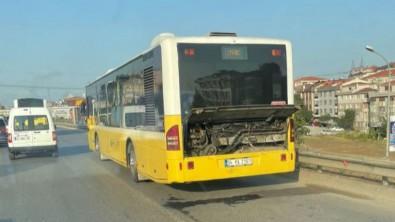 Bakım ihalesi CHP'li şirkete verilmişti! Yolda kaldı trafiği kilitledi!