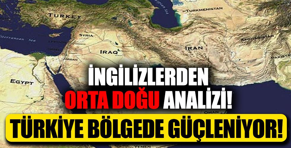 İngiltere merkezli Global Risk Insights'tan Türkiye'nin bölgedeki rolüne vurgu
