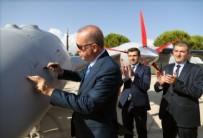 AKINCI TİHA - Başkan Erdoğan'ın mesajı Akıncı TİHA'nın yazılımına eklendi! İşte Akıncı'nın sırrı