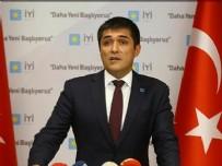 'Hudut Namustur' pankartı ile ilgili flaş itiraf! Pankartı İYİ Parti İstanbul İl Başkanı Buğra Kavuncu astırmış...