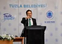 Şadi Yazıcı'dan CHP'li Tanju Özcan'a insanlık dersi!