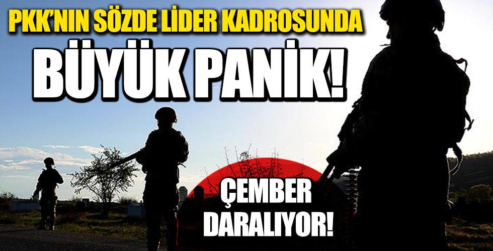 PKK'nın Sözde Lider Kardosunda Büyük Panik! Çember Daralıyor!