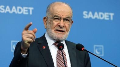 Saadet Partisi Genel Başkanı Temel Karamollaoğlu: Millet İttifakı içinde değiliz