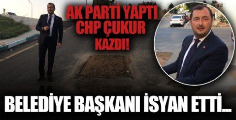 AK Parti yaptı, CHP çukur kazdı! Süleymanpaşa Belediye Başkanı Cüneyt Yüksel isyan etti