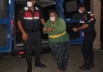 Baba Katili Kadin Tutuklandi