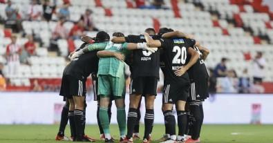 Beşiktaş Adana Demirspor'la berabere!