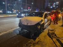 Elazig'da Trafik Kazasi Açiklamasi 2 Yarali