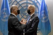 Irak Cumhurbaskani Salih, ABD Baskani Biden Ile Görüstü