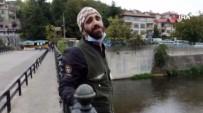 Köprüye Çikip Atlamak Istedi, IHA Muhabiri Ikna Etmeye Çalisti