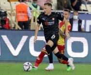 Sivasspor'da Fredrik Ulvestad Ilk Resmi Maçina Çikti