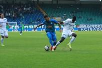 Süper Lig Açiklamasi Çaykur Rizespor Açiklamasi 0 - Altay Açiklamasi 1 (Ilk Yari)