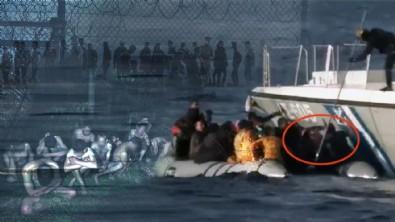 Yunanistan'ın göçmenlere zulmü İtalyan medyasında