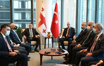 Cumhurbaşkanı Erdoğan New York'taki Türkevi'nin açılışını yaptı: İşte Türkevi'nin ilk misafirleri