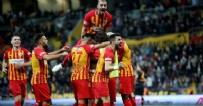 Galatasaray Kayseri'de fena dağıldı!