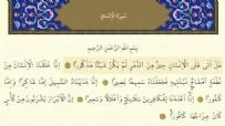 İNSAN SURESİ - İnsan Suresinin Anlamı Nedir? İnsan Suresinin Meali Nasıldır? Arapça ve Türkçe Okunuşu