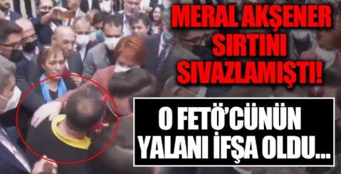 'Tek suçum Bank Asya hesabı' demişti! Meral Akşener'in sırtını sıvazladığı FETÖ'cünün yalanı ifşa oldu