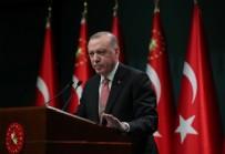 ERDOĞAN - Başkan Erdoğan Açıklamıştı! 9 Başlık 81 Eylem!