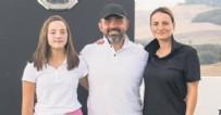 Türk aile Golf turnuvasında birinci oldu